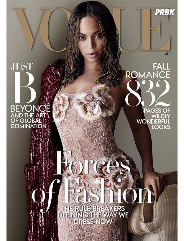 Beyoncé na capa da Vogue Magazine