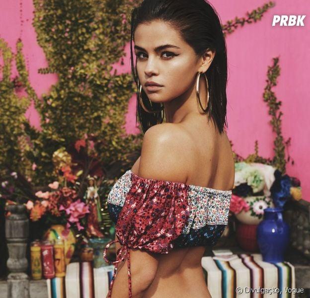 Selena Gomez é capa da Vogue!