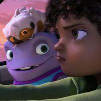 """Rihanna e Jim Parsons são destaque em primeiro trailer de """"Home"""""""