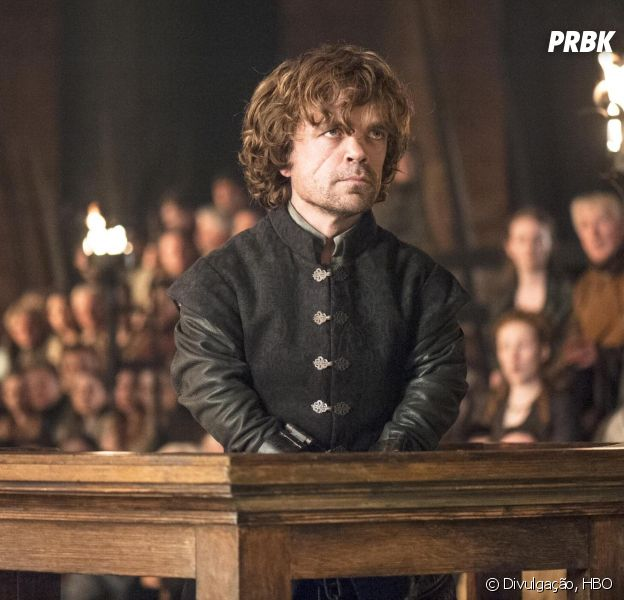 "Em ""Game of Thrones"", Tyrion (Peter Dinklage) enfrentou um julgamento injusto"