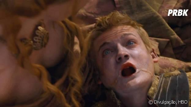 """Joffrey (Jack Gleeson) foi assassinado no seu casamento em """"Game of Thrones"""""""