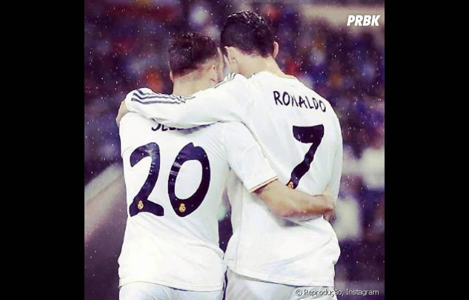 Cristiano Ronaldo também é camisa 7 no Real Madrid - Purebreak 16a07f1f4ab2c