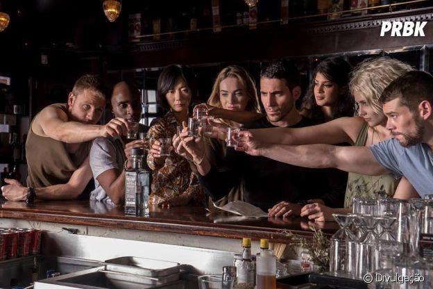 """De """"Sense8"""": novas imagens da segunda temporada foram divulgada!"""