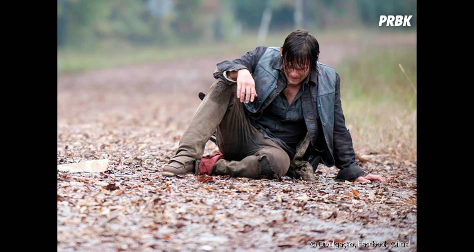 """Em """"The Walking Dead"""", Daryl (Norman Reedus) terá mais tempo no primeiro episódio da quinta temporada!"""