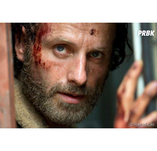 """Quem tá ansioso pra próxima temporada de """"The Walking Dead""""?"""