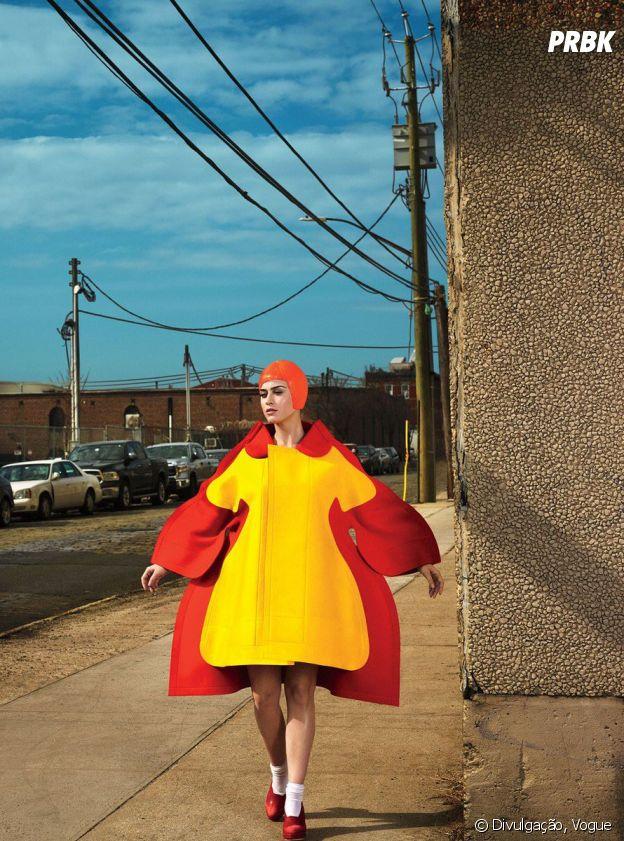 Katy Perry faz ensaio para revista Vogue e fala sobre sua carreira em entrevista