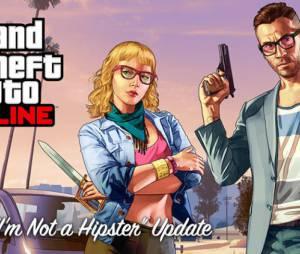 "Update de ""GTA 5"" se chama ""I'm Not a Hipster"""