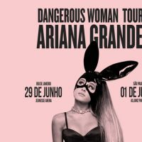 Ariana Grande no Brasil: preço dos ingressos para shows no Rio e em São Paulo são divulgados!