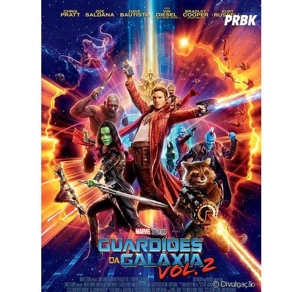 """Veja algumas curiosidades sobre """"Guardiões da Galáxia"""""""