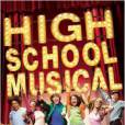 """Pôster do filme """"High School Musical"""", lançado em 2006!"""