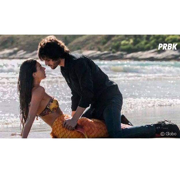 """Em """"A Força do Querer"""", Cibele (Bruna Linzmeyer) diz que está grávida de Ruy (Fiuk) após casamento do empresário com Rita (Isis Valverde)!"""