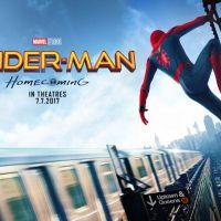 """De """"Homem-Aranha: De Volta ao Lar"""": novo banner mostra o herói em cena próximo a um metrô!"""