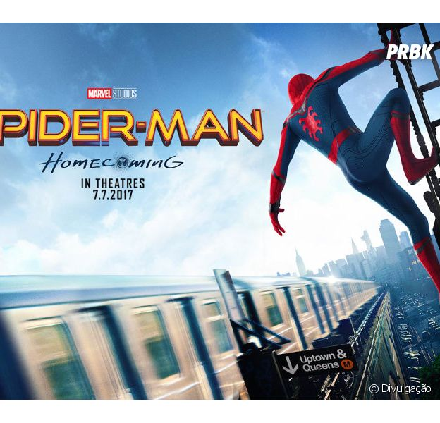 """De """"Homem-Aranha: De Volta ao Lar"""": filme ganha novo banner!"""