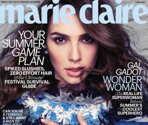 """Gal Gadot, de """"Mulher Maravilha"""", aparece maravilhosa na capa da revista!"""
