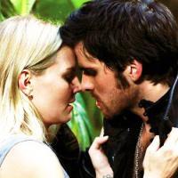 """Em """"Once Upon a Time"""": Emma e Hook finalmente vão se beijar!"""