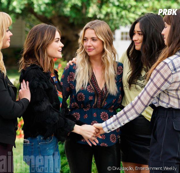 """Pretty Little Liars"" tem imagens do series finale divulgada!"