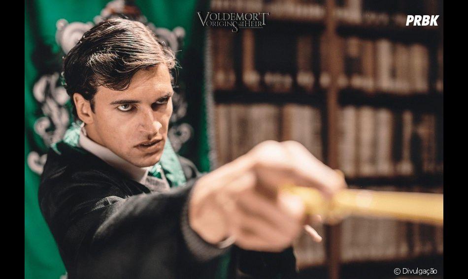 """""""Voldemort: Origins of the Heir"""": a história do Lorde das Trevas antes de ser o bruxo mais temido de todos!"""