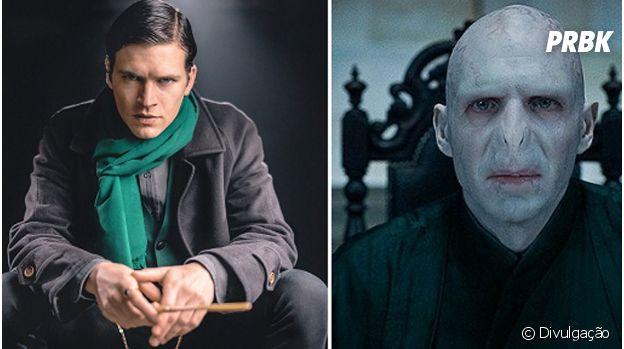 """""""Voldemort: Origins of the Heir"""" conta mais detalhes sobre a história do Lorde das Trevas"""