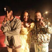"""Rihanna com clipe novo? Cantora grava vídeo de """"Grateful"""" ao lado de DJ Khaled!"""