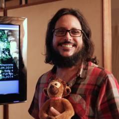 """No filme """"Amazônia"""", Lúcio Mauro Filho comenta dublagem de macaco"""
