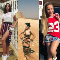 Bruna Marquezine, Kéfera, Larissa Manoela e mais: 10 famosos que sempre te deixam afim de viajar!