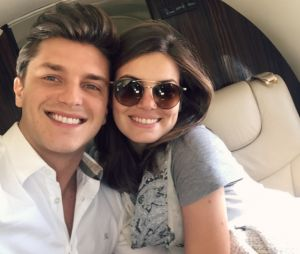 Camila Queiroz e Klebber Toledo podem estar noivos!