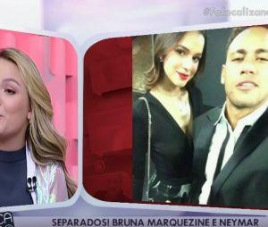 Larissa Manoela comenta possível término de namoro entre Bruna Marquezine e Neymar