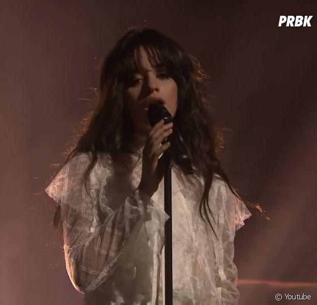 """Veja a ótima performance de """"Crying in the Club"""", de Camila Cabello, no programa de Jimmy Fallon"""