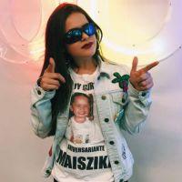 Maisa Silva alcança 2 milhões de seguidores no Twitter e se emociona!