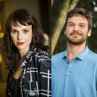 """De """"A Força do Querer"""": Irene (Débora Falabella) e Rubinho (Emilio Dantes) são amantes!"""