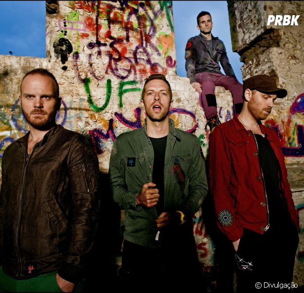 Coldplay fará dois shows no Brasil. Confira as datas!