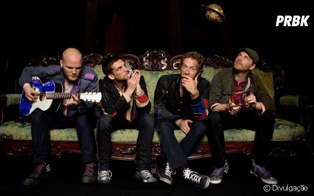 Vocês vão perder os shows do Coldplay aqui no Brasil?