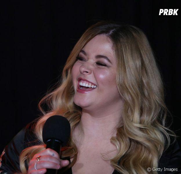 """De """"Pretty Little Liars"""":Sasha Pieterse é a primeira confirmada para a terceira convenção da série no Brasil"""