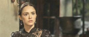 "Novela ""Novo Mundo"": Anna (Isabelle Drummond) ameaça matar Thomas!"
