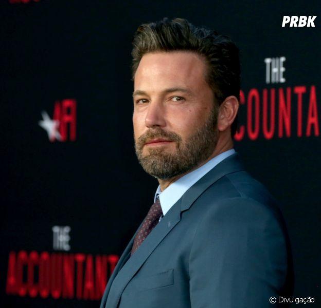 Ben Affleck pode não interpretar mais o Batman nos cinemas, de acordo com site!