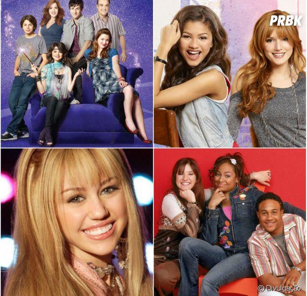 """""""Os Feiticeiros de Waverly Place"""", """"Hannah Montana"""", """"No Ritmo"""" e as 11 séries da Disney que todo mundo cresceu assistindo!"""