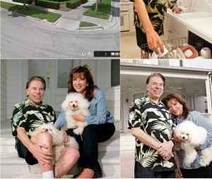Casa do apresentador Silvio Santos em Orlando, nos EUA