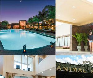 Casa da atriz Juliana Paes em Orlando, nos EUA