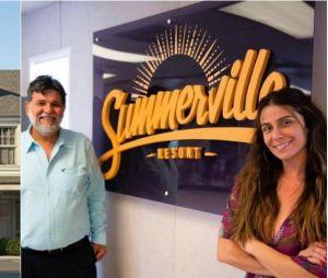 Casa da atriz Giovanna Antonelli em Orlando, nos EUA