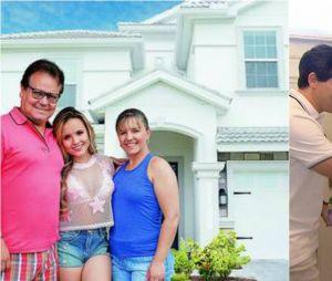 Casa da atriz mirim Larissa Manoela em Orlando, nos EUA