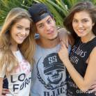 """Relembre os melhores casais de """"Malhação"""", como Bruno e Fatinha, Ben e Anita..."""
