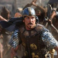 "Christian Bale surge como Moisés em primeiro trailer de ""Exodus: Gods and Kings"""