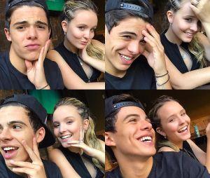 Larissa Manoela e Thomaz Costa terminaram o namoro, de acordo com jornalista!