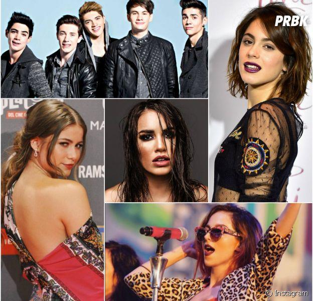 Artistas latinos que todo mundo precisa conhecer!