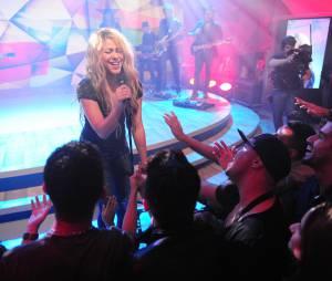 """O """"Fantástico"""" exibirá o show de Shakira no próximo domingo (13)!"""