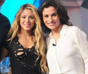"""A diva Shakira participou do """"Fantástico""""!"""