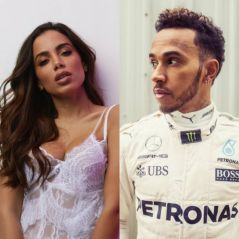 "Anitta recebe elogio de Lewis Hamilton pelo Instagram: ""Muito orgulhoso"""