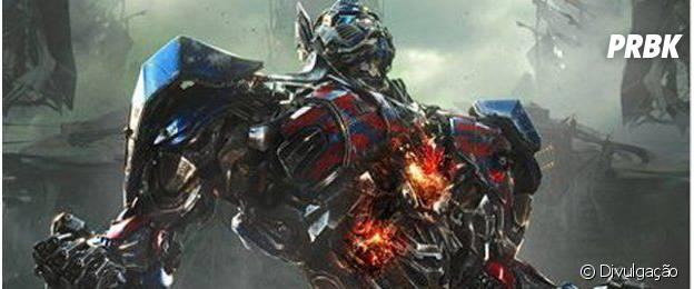 """""""Transformers: A Era da Extinção"""" chega aos cinemas em 17 de julho"""