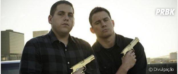 """""""Anjos da Lei 2"""" traz novamente Jonah Hill e Channing Tatum como protagonistas"""