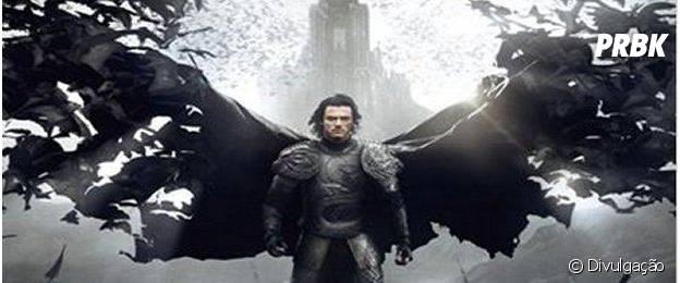 """""""Drácula: A História Não Contada"""" traz Luke Evans na origem do vampiro"""
